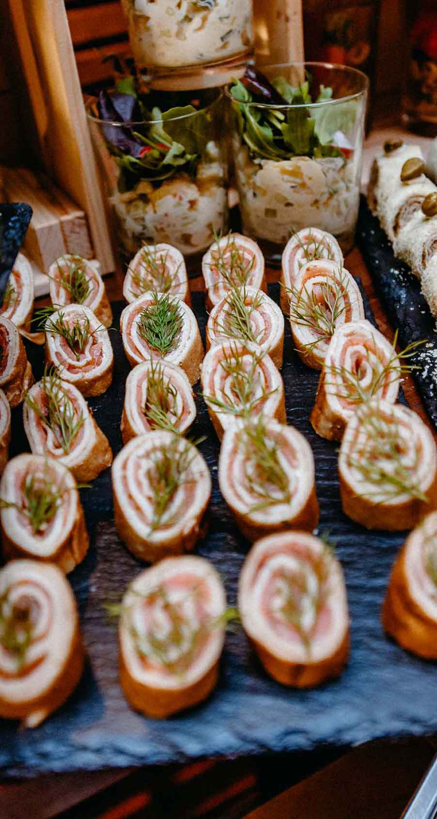 Party-Catering-Fingerfood-Art